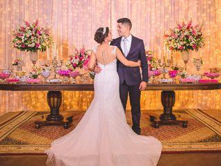 O casamento de Zaignez e Felipe