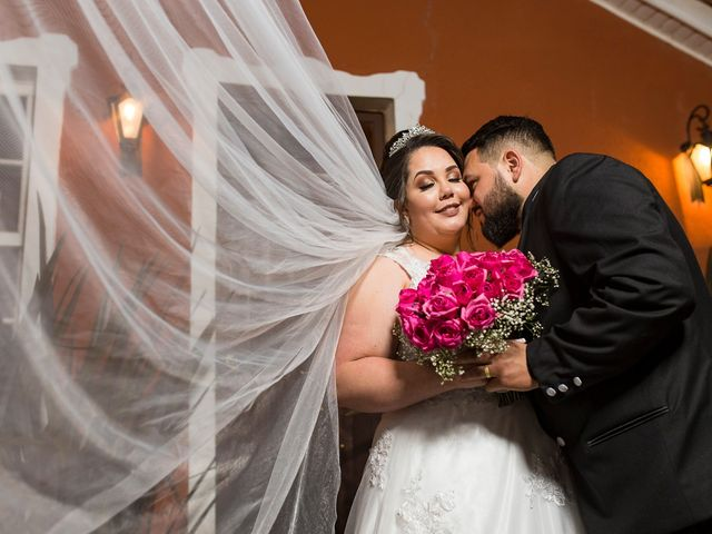 O casamento de Andressa e Lucas