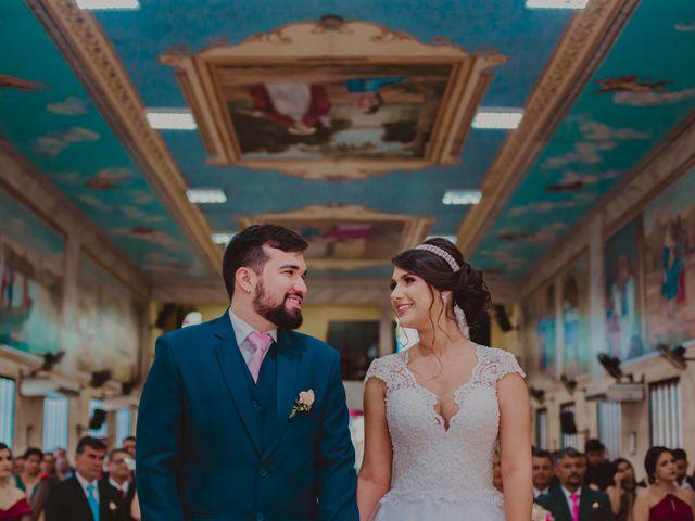 O casamento de Rayla e Bernardo
