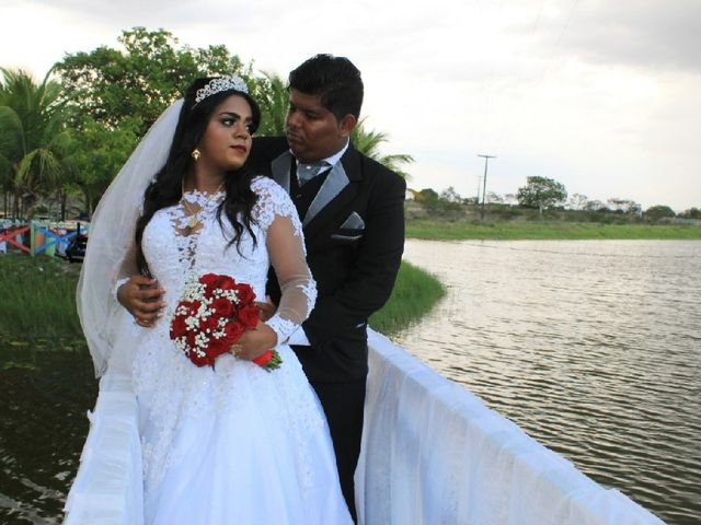 O casamento de Henrique  e Samila  em Tobias Barreto, Sergipe 1
