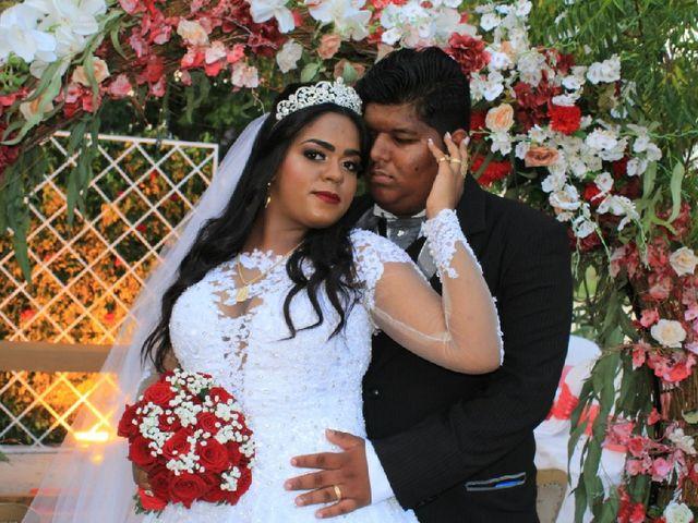 O casamento de Henrique  e Samila  em Tobias Barreto, Sergipe 2