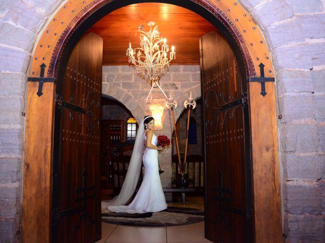 O casamento de Zuleika e Jeferson