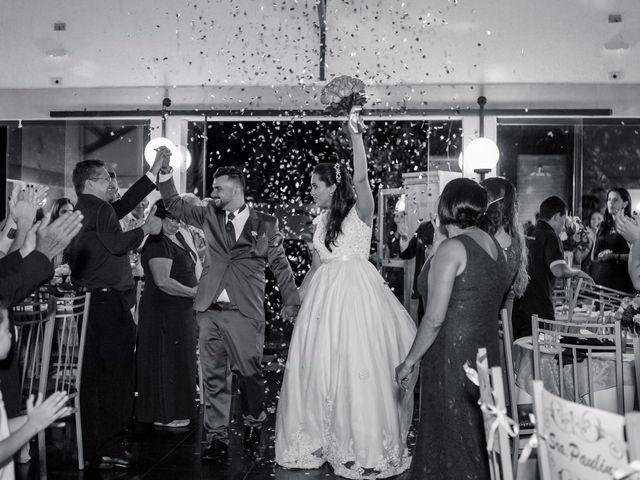 O casamento de Karoline e Caio