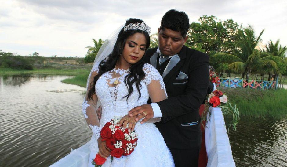 O casamento de Henrique  e Samila  em Tobias Barreto, Sergipe