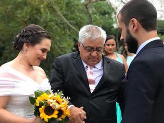 O casamento de Laura e Raphael 1