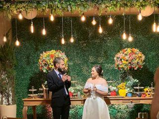O casamento de Laura e Raphael 3