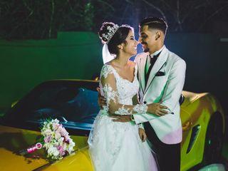 O casamento de Talyta e Lucas