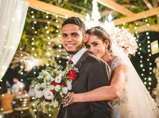 O casamento de Mariana e Ronan