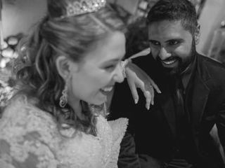 O casamento de Cínthia Vailões e Eduardo Vailões