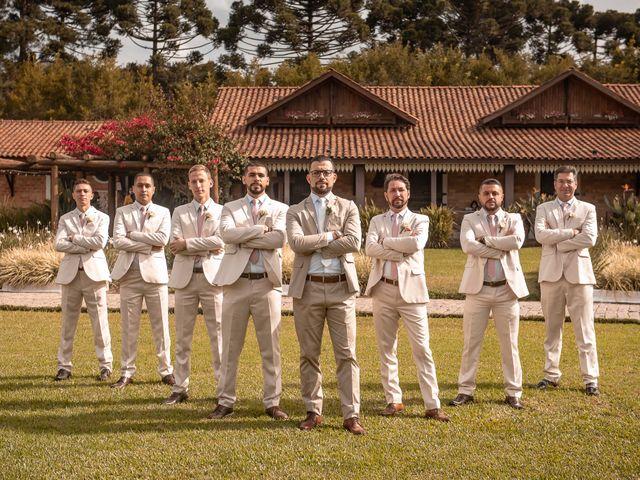 O casamento de Louisi Felix e Felipe Felix em São José dos Pinhais, Paraná 1