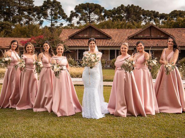 O casamento de Louisi Felix e Felipe Felix em São José dos Pinhais, Paraná 2