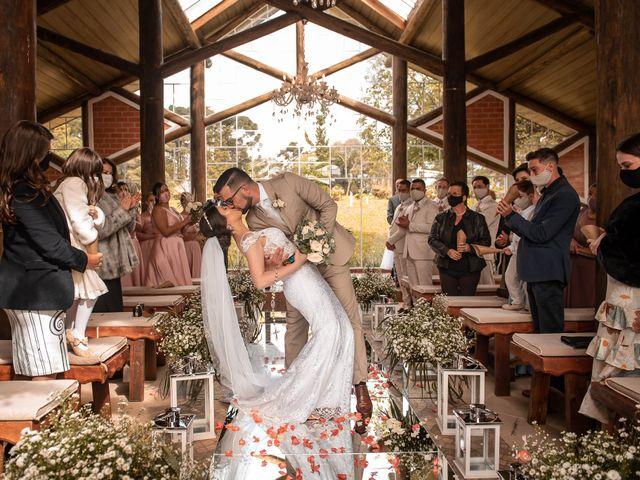 O casamento de Louisi Felix e Felipe Felix em São José dos Pinhais, Paraná 3