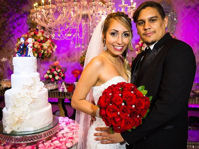O casamento de Felipe e Adriana em Rio de Janeiro, Rio de Janeiro 1