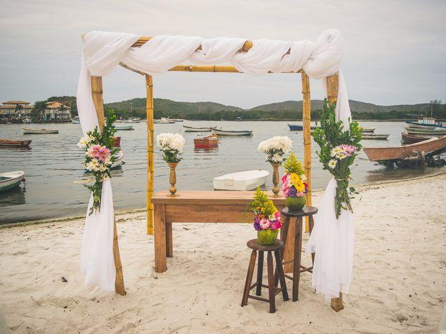 O casamento de Thiago e Elaine em Cabo Frio, Rio de Janeiro 14