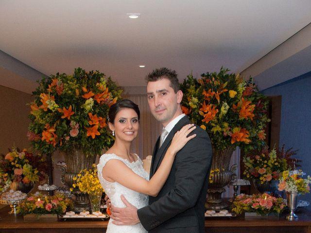 O casamento de Mariane e Sérgio