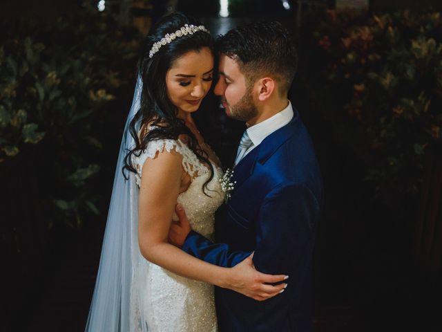 O casamento de Gaby e Nathan