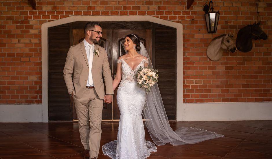 O casamento de Louisi Felix e Felipe Felix em São José dos Pinhais, Paraná