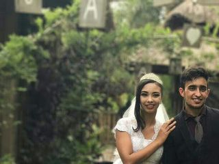 O casamento de Dayane e Jhonatan  2