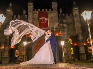 O casamento de Murilo e Sarah