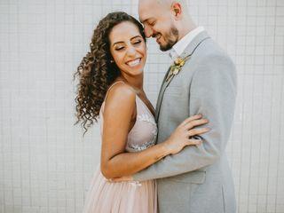 O casamento de Isadora e Dilson