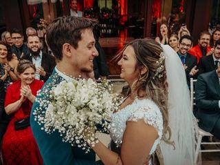 O casamento de Alice e Matheus 2