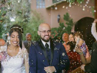 O casamento de Suzzany e Dejailton