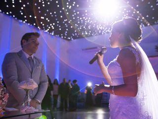 O casamento de Júlia e Renan