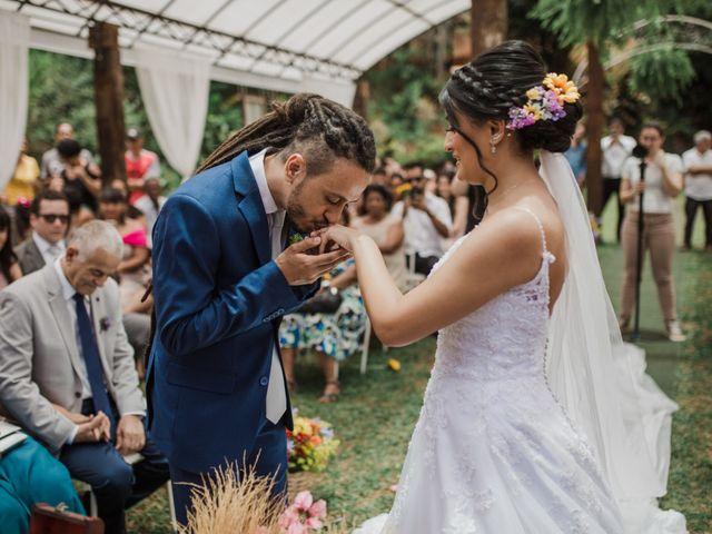 O casamento de Isabella e Vinícius