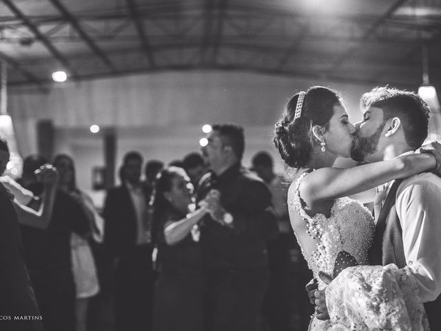O casamento de Lorena e Rayner