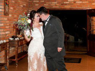 O casamento de Tatiane  e Sérgio