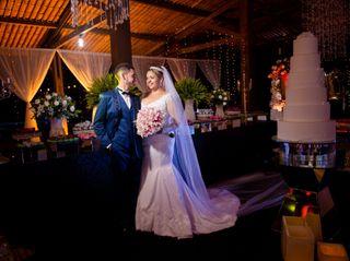 O casamento de Janny Ramos e Ilberto Junior 1
