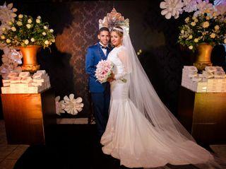 O casamento de Janny Ramos e Ilberto Junior 2