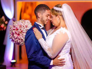O casamento de Janny Ramos e Ilberto Junior