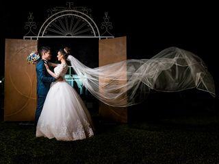 O casamento de Ilizandra e Cosme Jr.