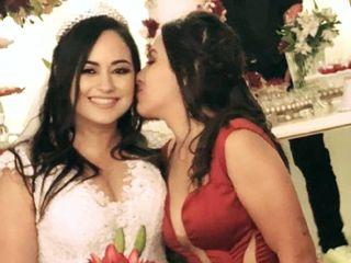 O casamento de Amanda  e Leandro  1