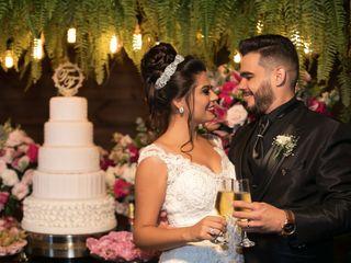 O casamento de Thais e Fabricio