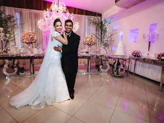 O casamento de Taiane  e Daniel