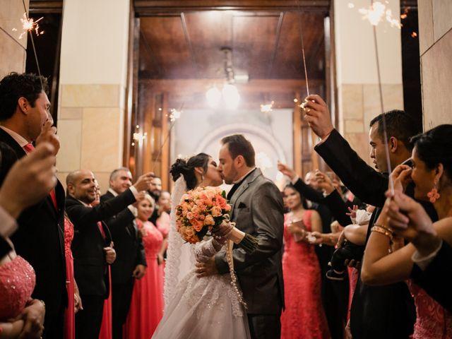 O casamento de Lucimara e Franco