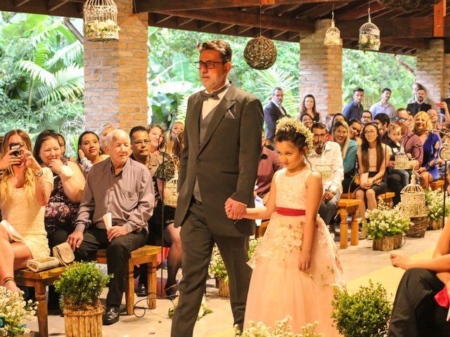 O casamento de Sérgio  e Tatiane  em Ribeirão Pires, São Paulo 15