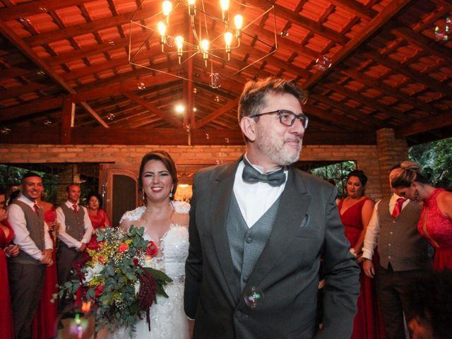 O casamento de Sérgio  e Tatiane  em Ribeirão Pires, São Paulo 17