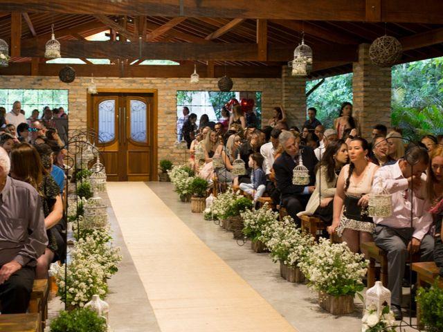 O casamento de Sérgio  e Tatiane  em Ribeirão Pires, São Paulo 31