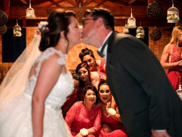 O casamento de Sérgio  e Tatiane  em Ribeirão Pires, São Paulo 42