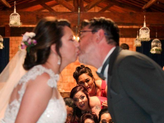 O casamento de Sérgio  e Tatiane  em Ribeirão Pires, São Paulo 43