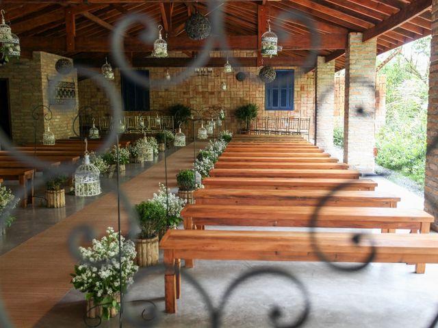 O casamento de Sérgio  e Tatiane  em Ribeirão Pires, São Paulo 75