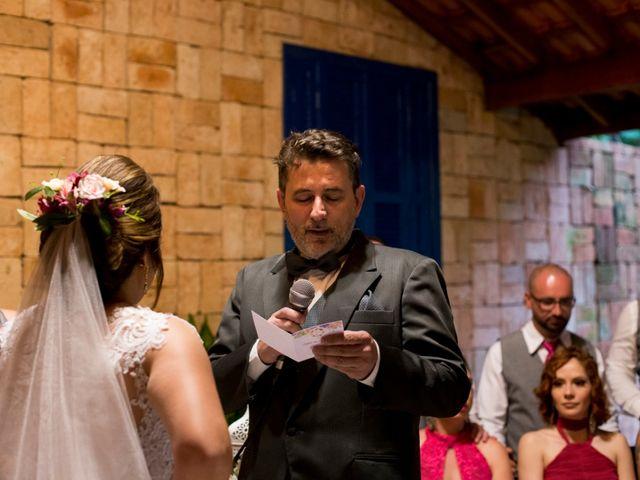 O casamento de Sérgio  e Tatiane  em Ribeirão Pires, São Paulo 86