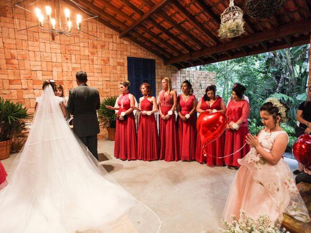 O casamento de Sérgio  e Tatiane  em Ribeirão Pires, São Paulo 89