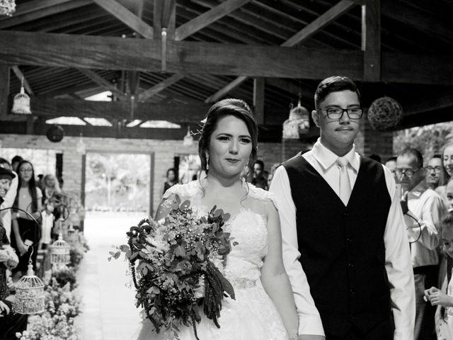 O casamento de Sérgio  e Tatiane  em Ribeirão Pires, São Paulo 98