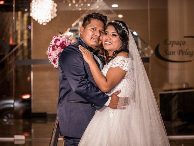 O casamento de Diego e Jenny em São Paulo, São Paulo 1