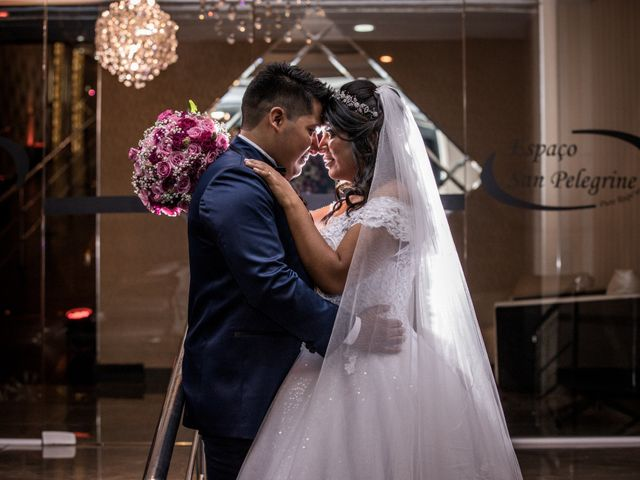 O casamento de Jenny e Diego