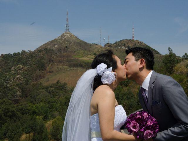 O casamento de Yuri e Milton